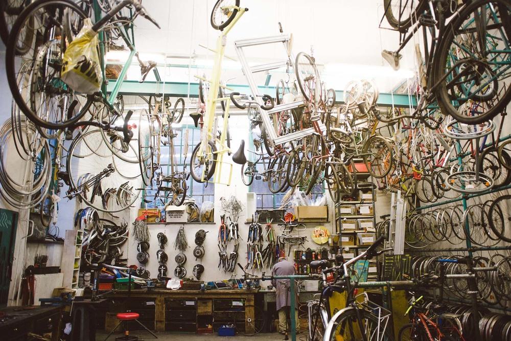bike worksop