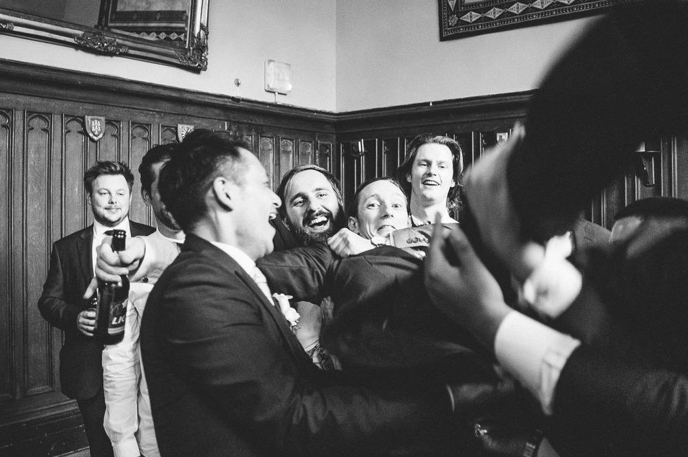 groomsmen life the groom