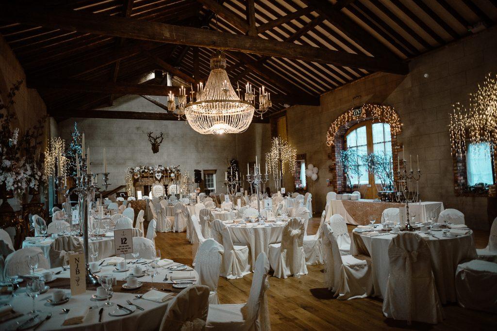 gracehall reception room wedding