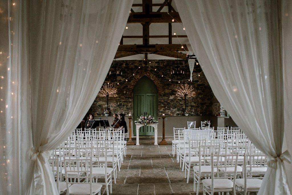Orange Tree House Wedding