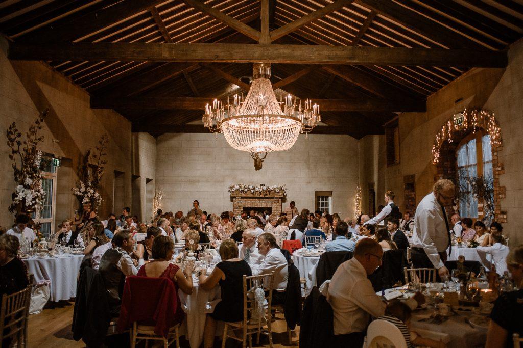 Gracehall wedding dinning hall