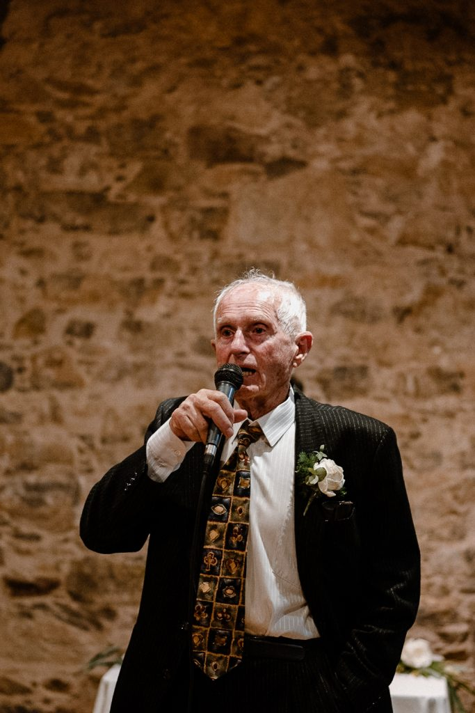 brides granda speech